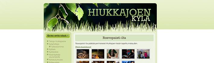 Hiukkajoki.fi